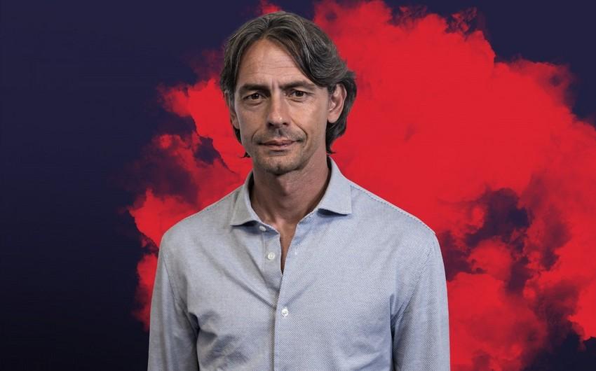 Филиппо Индзаги назначен главным тренером итальянского клуба