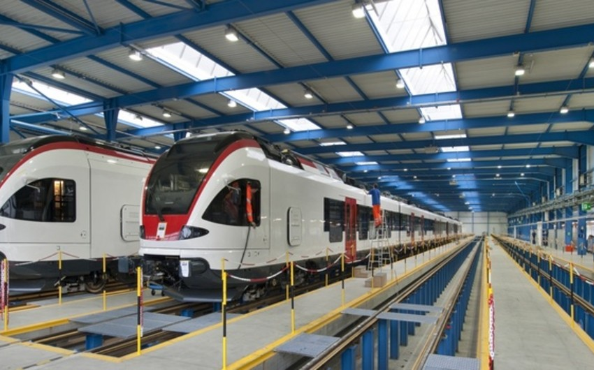 Passenger train bought for BTK delivered to Turkey