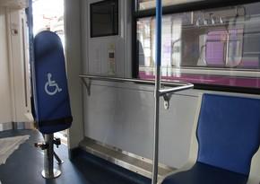 20 новых вагонов метро доставлены в электродепо Нариманов