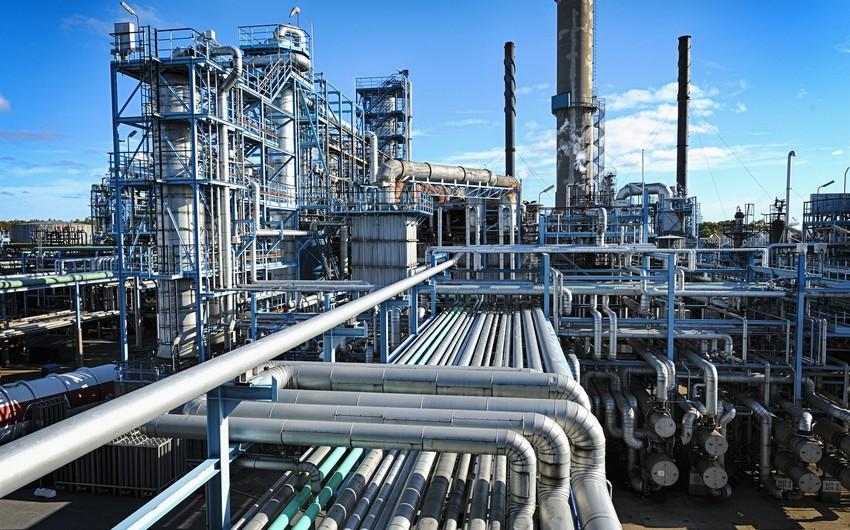 Азербайджан увеличил доходы от экспорта газа в 7 раз