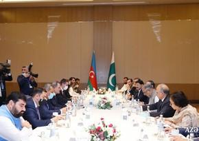 Глава МИД Азербайджана встретился с председателем Нацассамблеи Пакистана