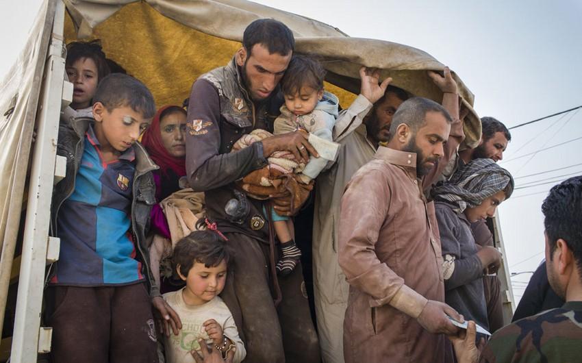 BMT Mosul sakinlərinin taleyindən narahatdır
