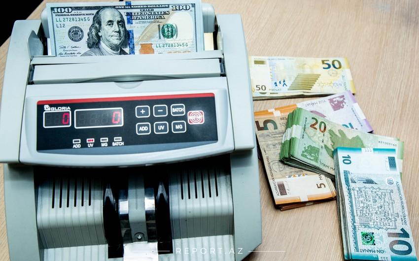 Курсы валют Центрального банка Азербайджана (23.10.2020)