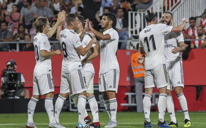 Ла Лига: Гостевая победа Реала