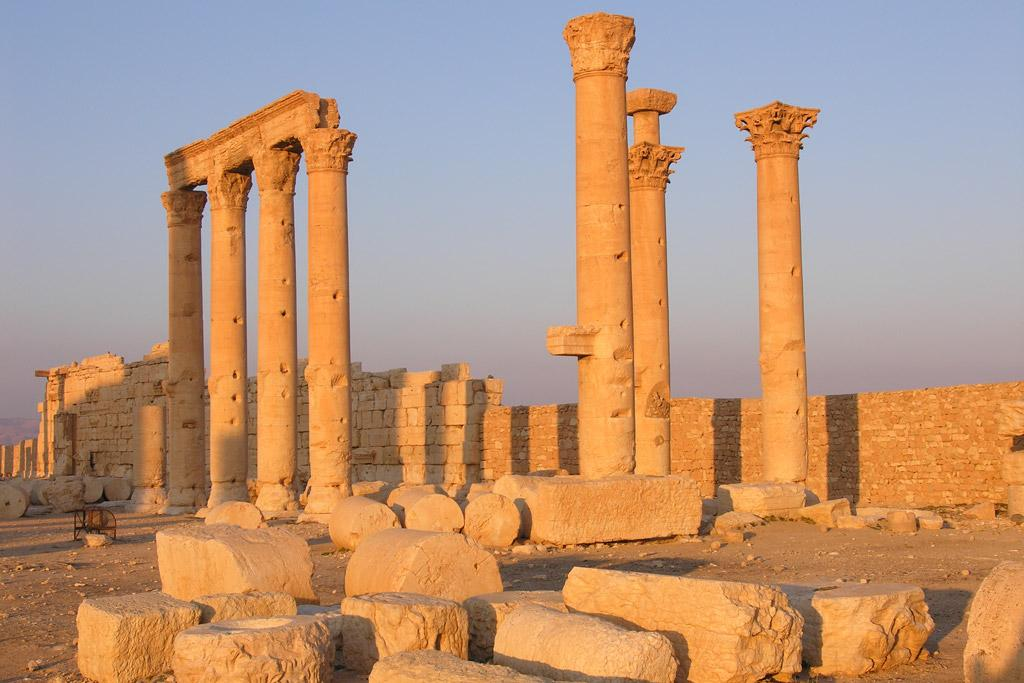 UNESCO Expert Group to determine measures for protection of ancient Palmyra