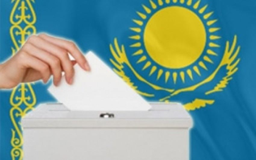 Qazaxıstanda prezident seçkisi öncəsi təbliğat kampaniyası başa çatıb