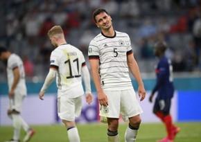 ЕВРО-2020: Сборная Франции обыграла Германию