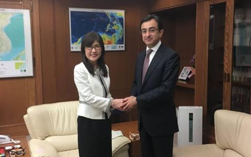Azerbaijan and Japan discuss military cooperation