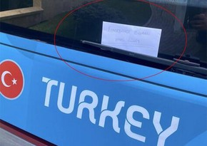 AVRO-2020: Bakıda Şenol Günəşə avtobus vasitəsilə ismarıc göndərildi
