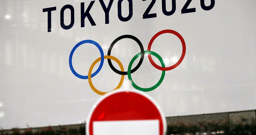 Number of people in foreign delegations at Tokyo Olympics may be reduced to 41,000