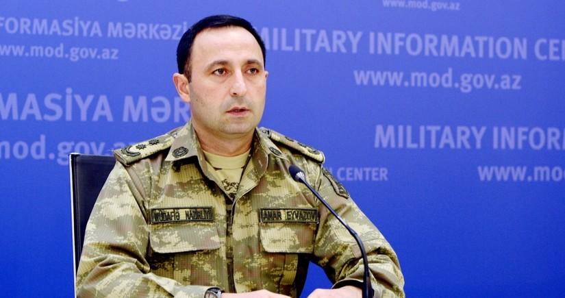 MN: Rusiya Müdafiə Nazirliyinin 2 erməni silahlısının yaralanması məlumatı təəssüf doğurur
