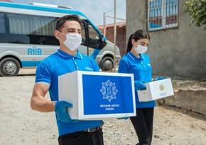 Фонд Гейдара Алиева передал праздничные паи более 100 тыс. малообеспеченных семей