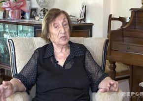 Внучка Хойского: Карабах освободят и духи наших предков обретут покой