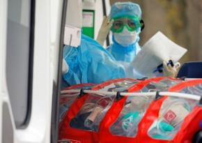 Rusiyada koronavirusa yoluxanların sayı 740 minə çatır