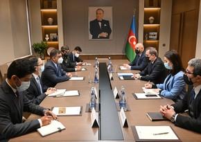Гендиректор Организации пограничных работ Пакистана прибыл в Азербайджан