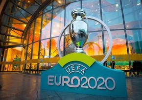 ЕВРО-2020: Расписание матчей 1/8 финала