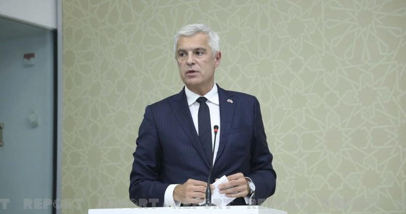 Словацкий министр: Мы можем расширить нашу деятельность в Азербайджане