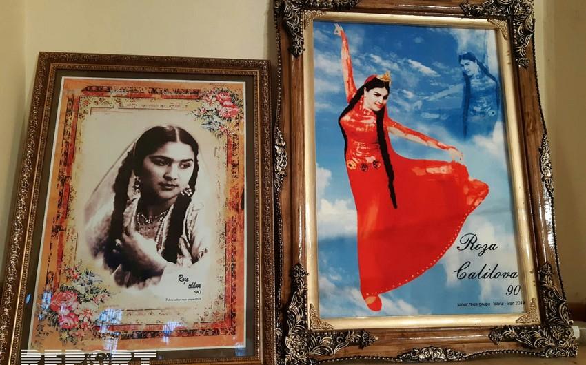 Xalq artisti Roza Cəlilovanın 90 illik yubileyi qeyd olunub - FOTO