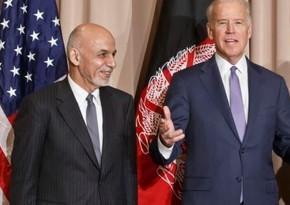 Президенты Афганистана и США провели телефонный разговор