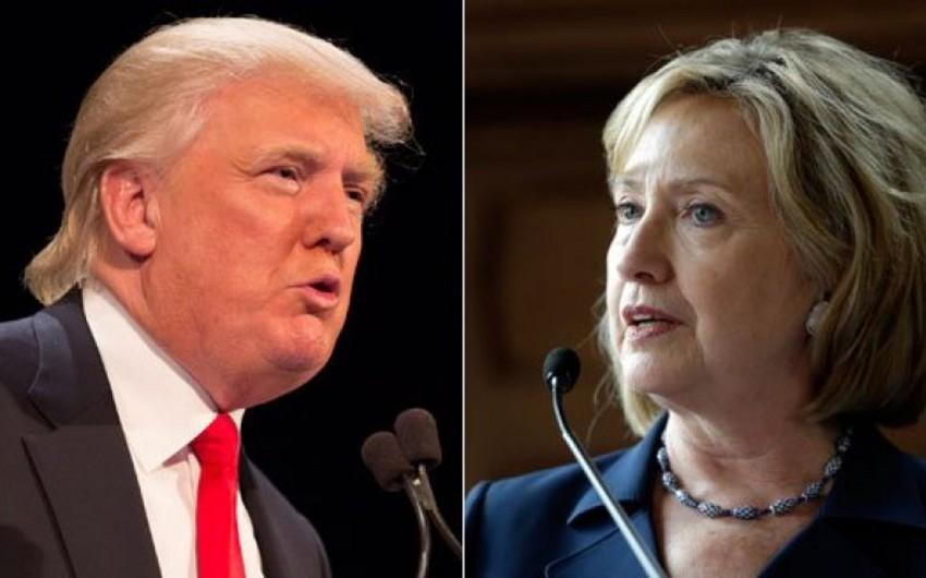 ABŞ-ın 12 ştatının ilkin seçimlərinin nəticələrinə görə Donald Tramp və Hillari Klinton liderlik edir