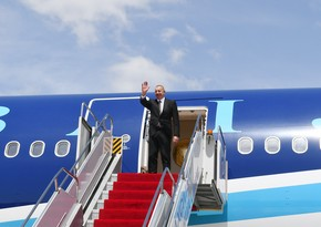 Ilham Aliyev ends visit to Nakhchivan Autonomous Republic