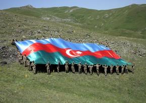 Kəlbəcərdə yerləşən bölmələrdə bayram tədbiri keçirilib