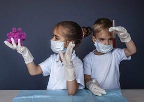 Мягкая форма COVID-19 оказалась опасной для детей