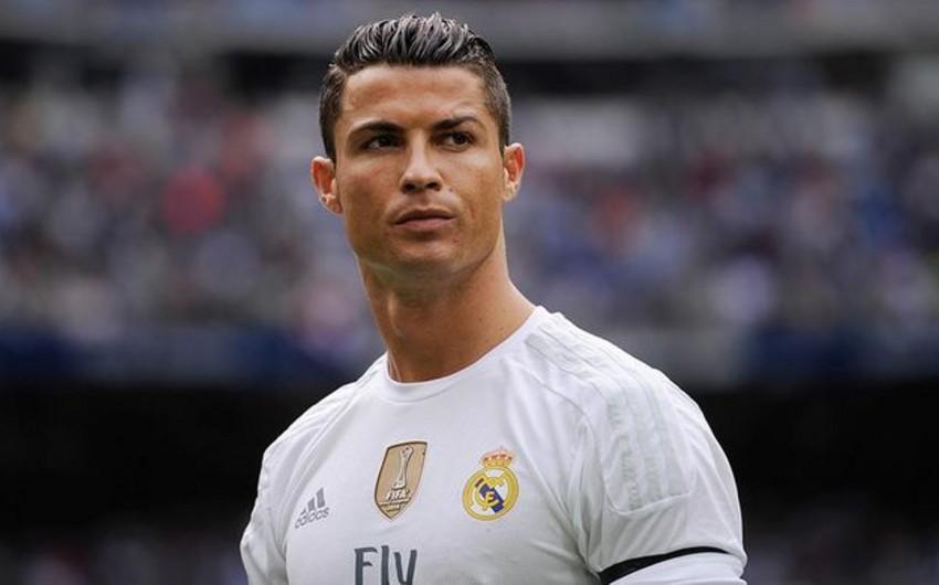 Ronaldu Realdan yayda onu 100 mln. dollardan baha satmamağı xahiş edib