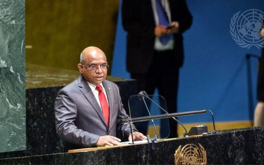 UN General Assembly president elected