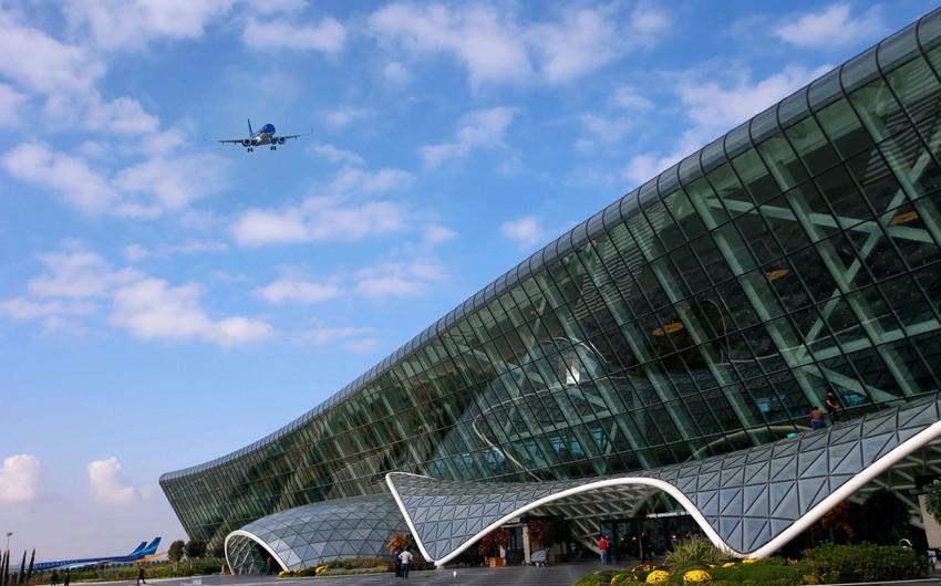 Heydər Əliyev Beynəlxalq Aeroportu  -