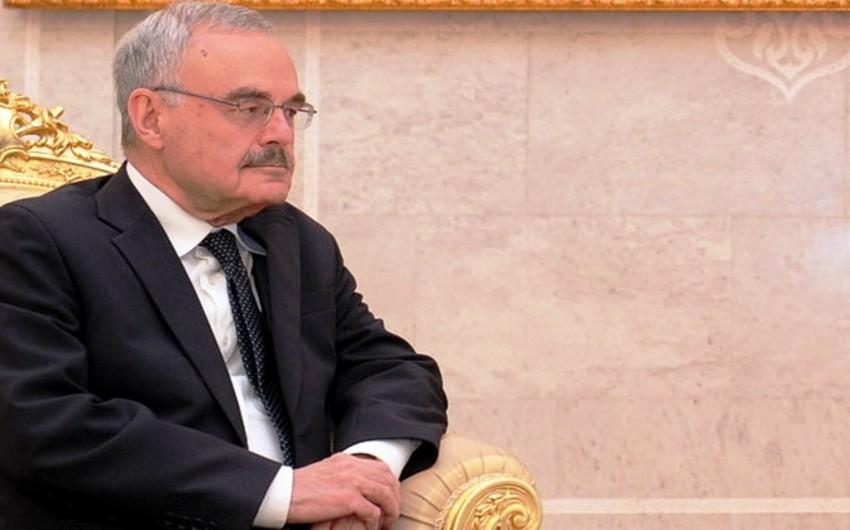 """Azərbaycan Prezidenti Artur Rasi-zadəni """"Şöhrət"""" ordeni ilə təltif edib"""