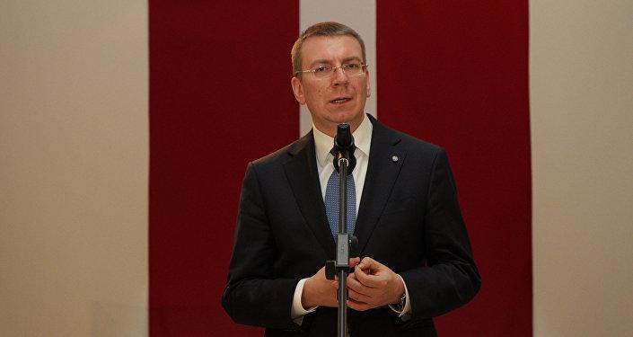 Стала известна дата визита главы МИД Латвии в Азербайджан