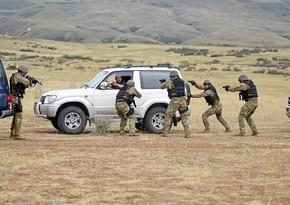 В Грузии прошли учения по охране стратегических трубопроводов
