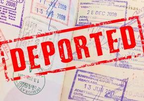 Из Украины депортированы азербайджанцы, нарушившие правила карантина