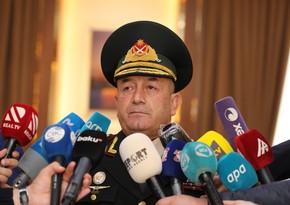General-mayor: Hərbi liseyin 60 zabiti Vətən müharibəsində iştirak edib