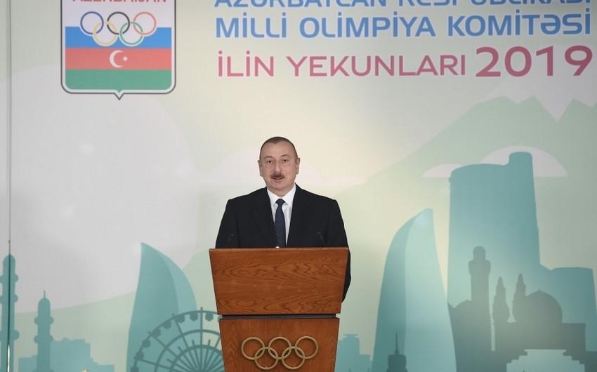 Prezident: Çempionlar Liqasının final oyunları bəzi şəhərlərdə bu səviyyədə keçirilmir