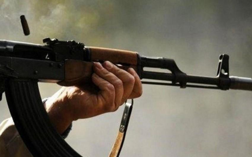 В Армении произошла стрельба, есть раненый