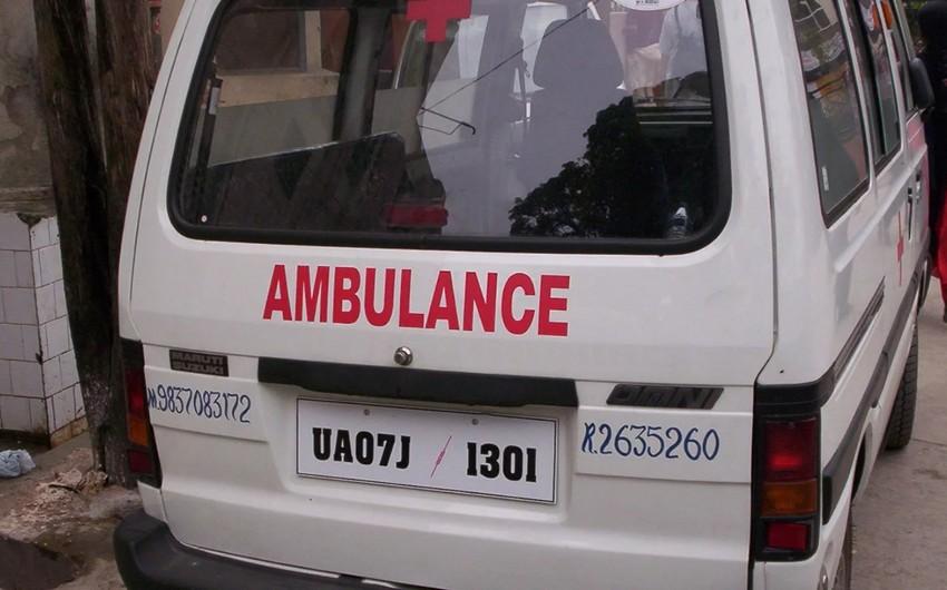 Hindistanda güclü partlayış nəticəsində yeddi nəfər ölüb