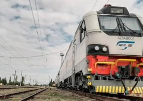 Азербайджанские железные дороги переходят на переменный ток
