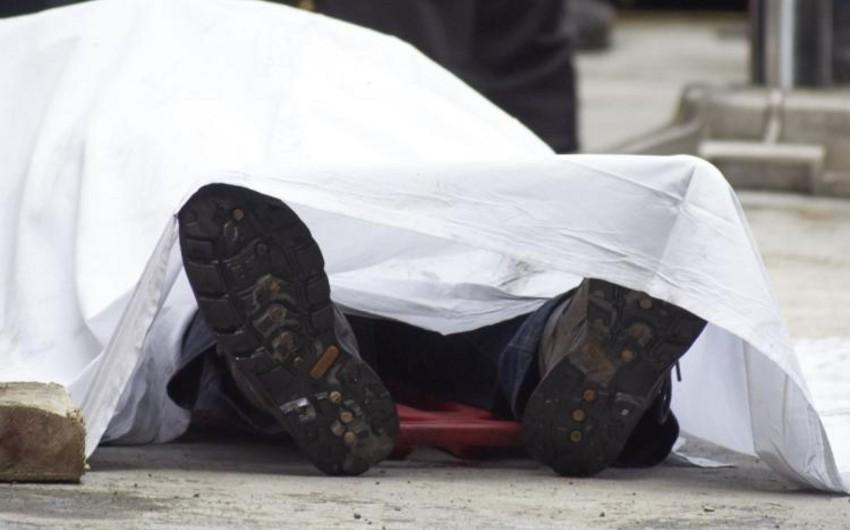 Hündürlükdən yıxılan 58 yaşlı kişi öldü