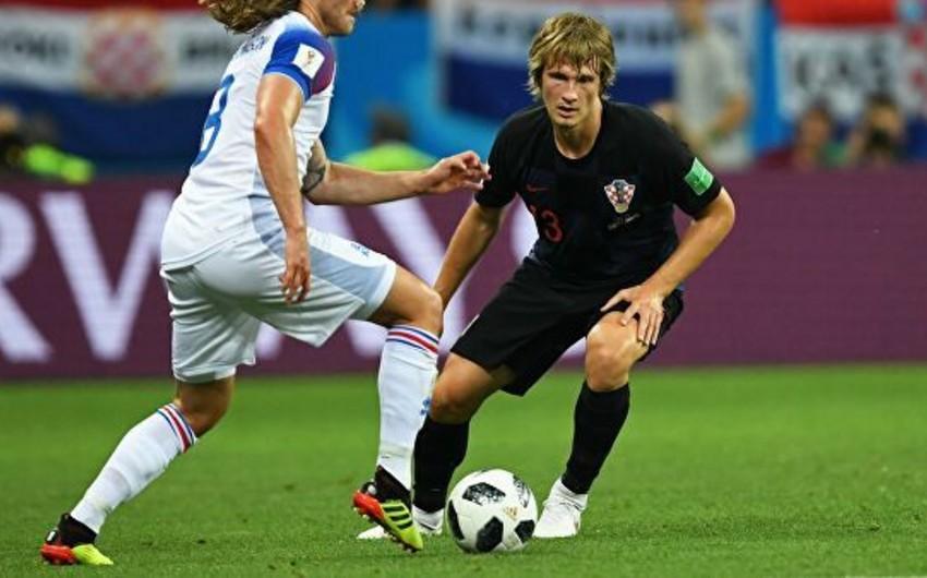 Almaniya klubu Xorvatiya millisinin müdafiəçisini icarəyə verib