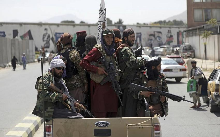 """KİV: """"Taliban"""" yeni hökumətin elanı mərasiminə xarici ölkələri dəvət edib"""""""