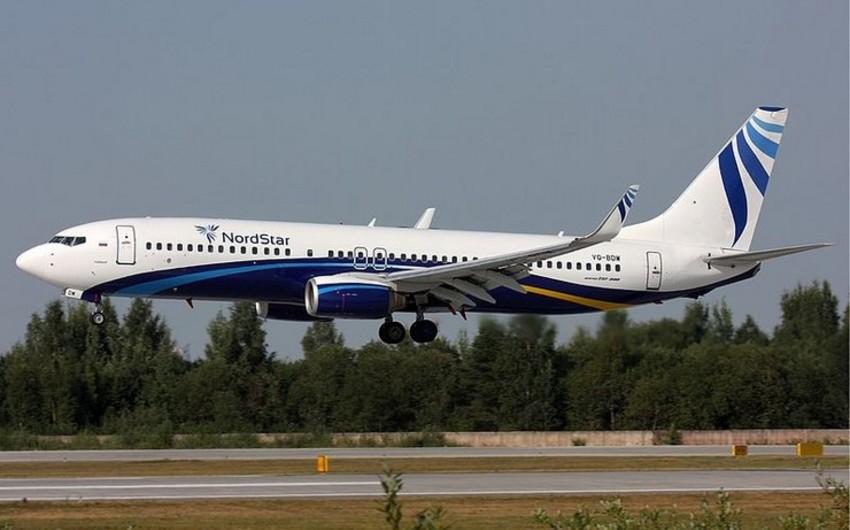Nordstar aviaşirkəti Norilsk-Samara-Bakı reyslərini müvəqqəti dayandırır