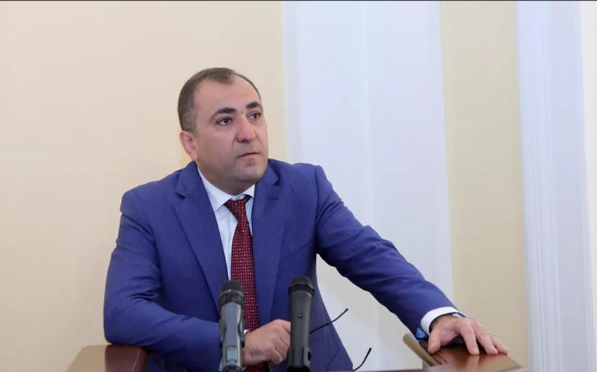 Ermənistanda cinayətkar qrup yaratmış parlament aparatının sabiq rəhbəri həbs edildi