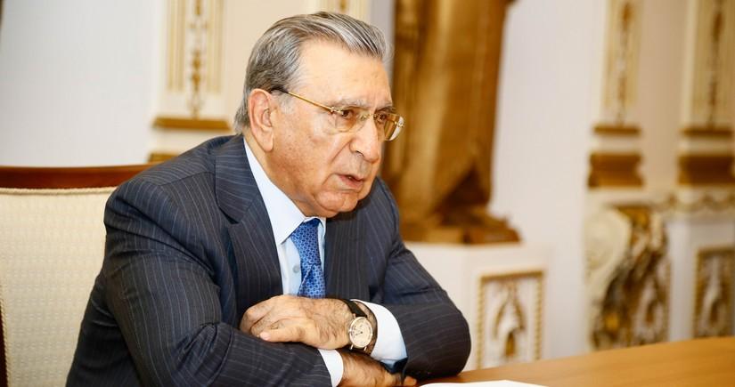 Рамиз Мехтиев снят с должности заведующего кафедрой