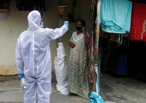 Hindistanda bir gündə 53 mindən çox yoluxma aşkarlandı