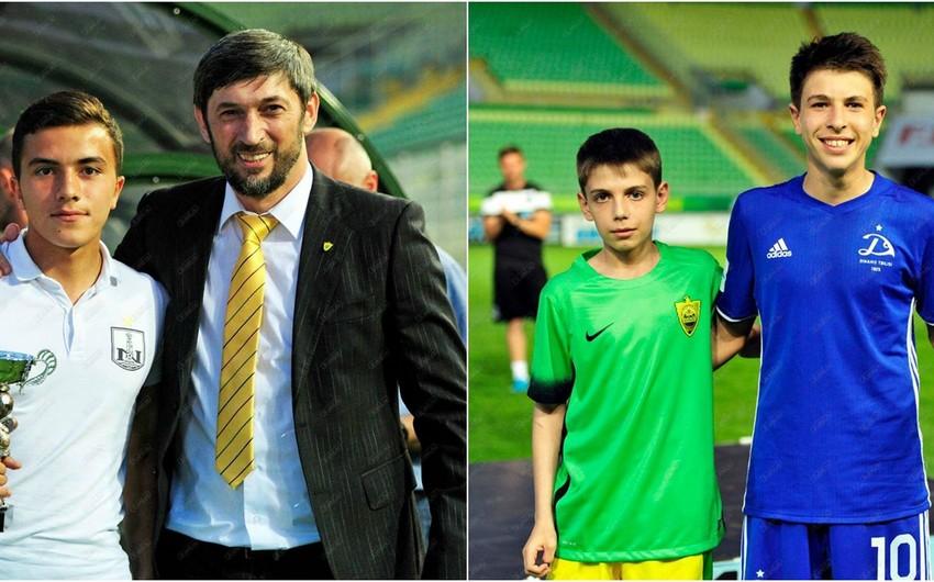 Dağıstanda keçirilən turnirdə ən yaxşı futbolçuya Anatoli Banişevski mükafatı təqdim olunub