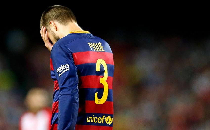 Barselonanın müdafiəçisinə 12 oyunluq cəza verilə bilər