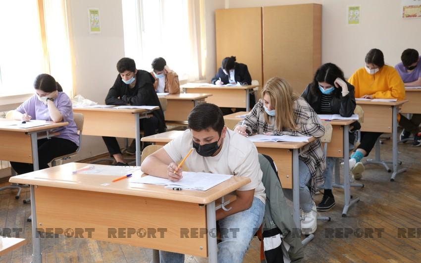 17 mindən çox şagird Azərbaycan dili fənnindən imtahan verəcək