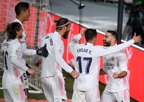 Real Madrid maaşların azaldılması üçün futbolçularla razılaşdı